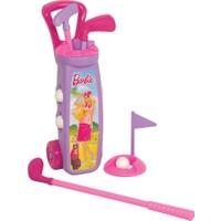 Barbie Golf Arabası (Yeni)