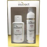 Maxact ICH Shampoo 250ml & ICH Foam 200ml Kofre