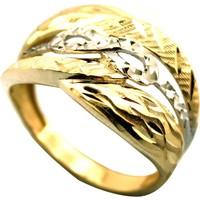Kuyumcunuz Altın Taşsız Sonsuzluk Fantazi Yüzük (14 Ayar)