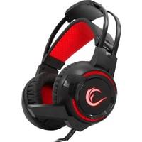 Rampage SN-R11 Clash Siyah Oyuncu 2.2m Mikrofonlu Kulaklık