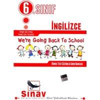 Sınav 6. Sınıf İngilizce Örnek Test Çözümlü Soru Bankası