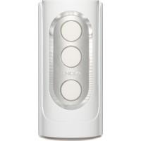 TENGA Flip Hole White (Erkeklere Özel, Uzun Süreli Tekrarlı Kullanım) THF-001