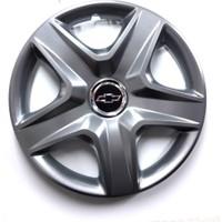 Chevrolet Lacetti 15 inch Kırılmaz Esnek Jant Kapağı 4 Lü