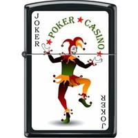 Zippo Joker Card Çakmak