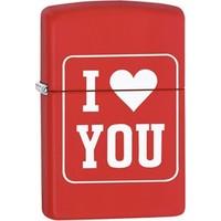 Zippo 233 i Love You Çakmak