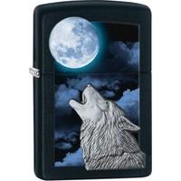 Zippo 218 Howling Wolf Çakmak