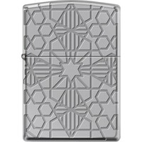 Zippo Ae184943 Arabic Pattern Çakmak