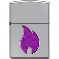 Zippo Ae181522 Zippo Purple Flame Çakmak