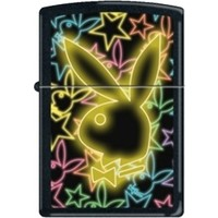 Zippo Ci008485 Playboy Glowing Stars Çakmak