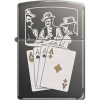 Zippo Mp324941 Vintage Cards Çakmak