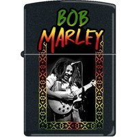 Zippo Bob Marley Çakmak