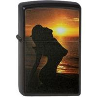 Zippo Woman Silhouette Çakmak