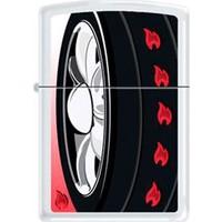 Zippo Ci007677 Car Wheels Çakmak