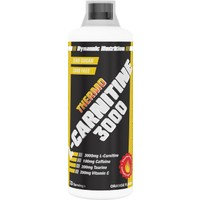 Dynamic Nutrition Thermo L-Carnitine 3000 Mg 1000 ml (Portakal)