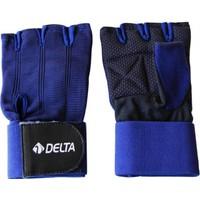 Delta X-Mega Bilek Bandajlı Ağırlık Body Dambıl Fitness Eldiveni
