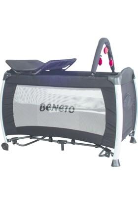 Beneto BT-570 Alüminyum Oyun Parkı 70 x 110