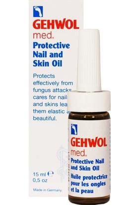 Gehwol Med Protection Nail and Skin Oil - Tırnak & Cilt Koruyucu Yağ