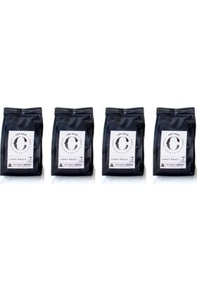 Crukafe 48 Adet Nespresso® Uyumlu Organik Kapsul Kahve - Light (Sertlik: 7) 4 Paket Kapsül Kahve