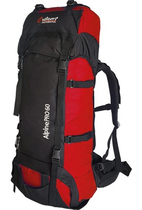 Outdoors Alpine PRO 60 Sırt Çantası 60 Litre
