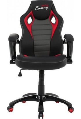 Adore Max Racing Oyuncu ve Çalışma Koltuğu MXY200SG Gri-Siyah-Kırmızı