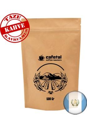 Guatemala Yöresel Filtre Kahve - 500 Gr ( Filtre Kahve Makinesi İçin)