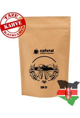 Kenya AA Yöresel Filtre Kahve - 500 gr (Kahve Makinesi İçin)