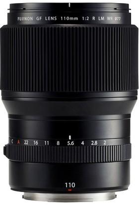 Fujifilm Fujinon GF110mm F2 R LM WR Orta Format Lens