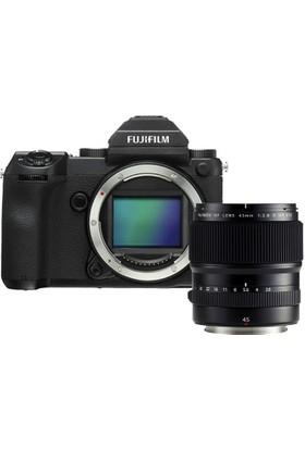 Fujifilm GFX 50S + GF45mm F2.8 R WR Kit