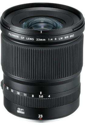 Fujifilm Fujinon GF23mm F4 R LM WR Orta Format Lens