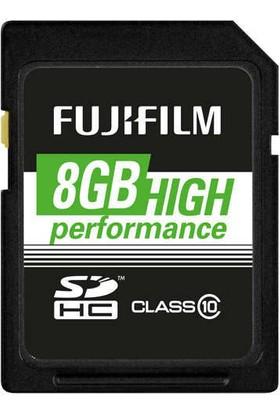 Fujifilm 8GB SDHC Class 10 Hafıza Kartı
