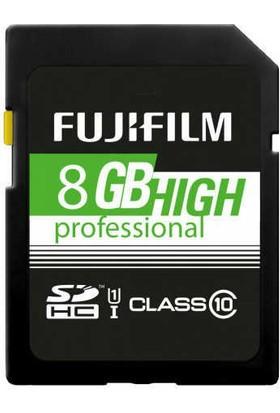 Fujifilm 8GB SDHC Class 10 UHS1 Hafıza Kartı