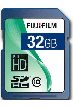 Fujifilm 32GB SDHC Class 10 Hafıza Kartı