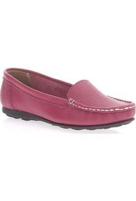 Deristudio Dst705 Vişne Kadın Günlük Ayakkabı