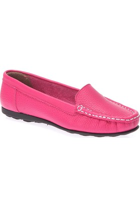 Deristudio Dst705 Fuşya Kadın Günlük Ayakkabı