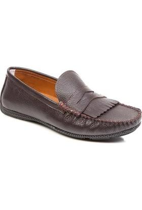 Deristudio Nst110 Kahve Erkek Günlük Ayakkabı