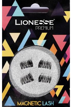 Lionesse Mıknatıslı Takma Kirpik 3042