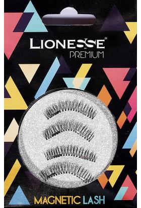 Lionesse Mıknatıslı Takma Kirpik 3044