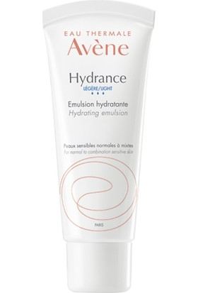 AVENE Hydrance Optimale Legere 40 ml - Karma ciltler için nemlendirici Emulsion