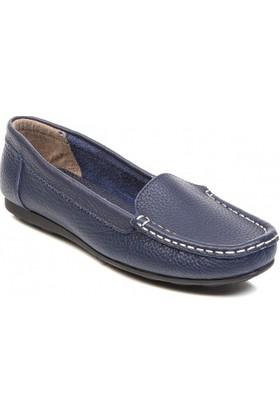Deristudio Dst705 Lacivert Kadın Günlük Ayakkabı