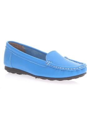 Deristudio Dst705 Sax Mavi Kadın Günlük Ayakkabı