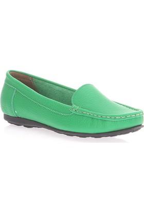 Deristudio Dst705 Yeşil Kadın Günlük Ayakkabı