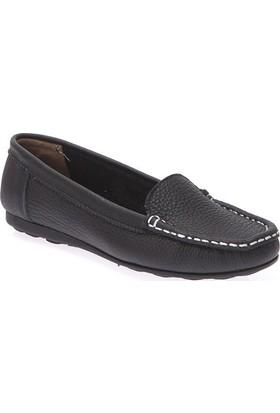 Deristudio Dst705 Siyah Kadın Günlük Ayakkabı