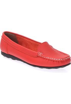 Deristudio Dst705 Nar Çiçeği Kadın Günlük Ayakkabı
