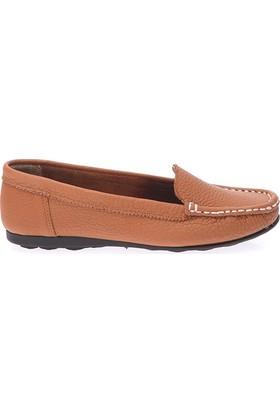 Deristudio Dst705 Taba Kadın Günlük Ayakkabı