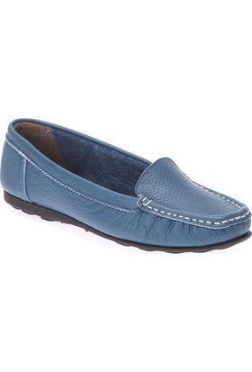 Deristudio Dst705 Mavi Kadın Günlük Ayakkabı
