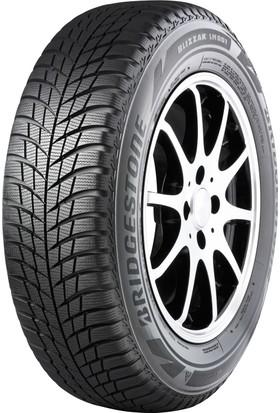Bridgestone 215/55R R17 98V XL Blizzak LM001 Kış Lastiği (Üretim: 2017)