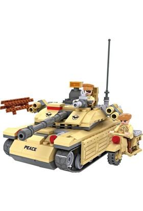 Cogo Askeri Tank Seti 278 Parça Lego