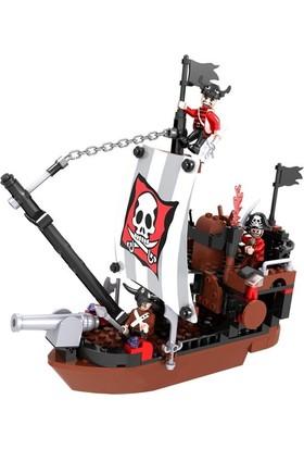 Cogo Korsan Seti 167 Parça Lego