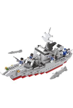 Cogo Büyük Boy Savaş Gemisi 646 Parça Lego