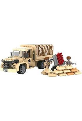 Cogo Kamyon ve Robot 283 Parça Lego